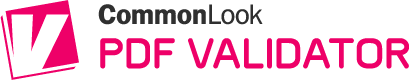 CommonLook PDF Validator Logo