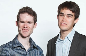 Michael Curran and James Teh.