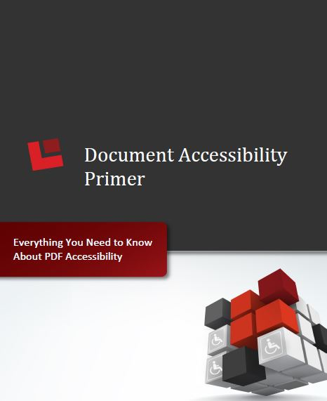Document Accessibility Primer - Whitepaper