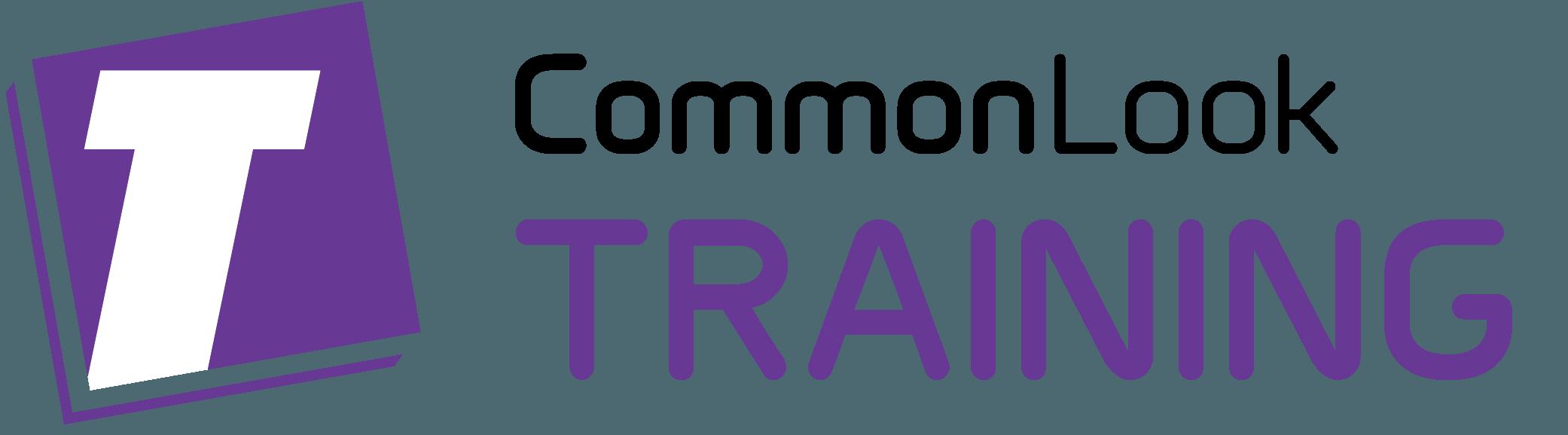CommonLook Training Logo