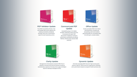 Software Update Featured Image | PDF Accessibility and