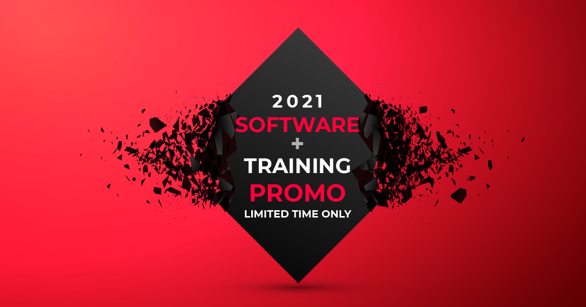 2021 software and training promos