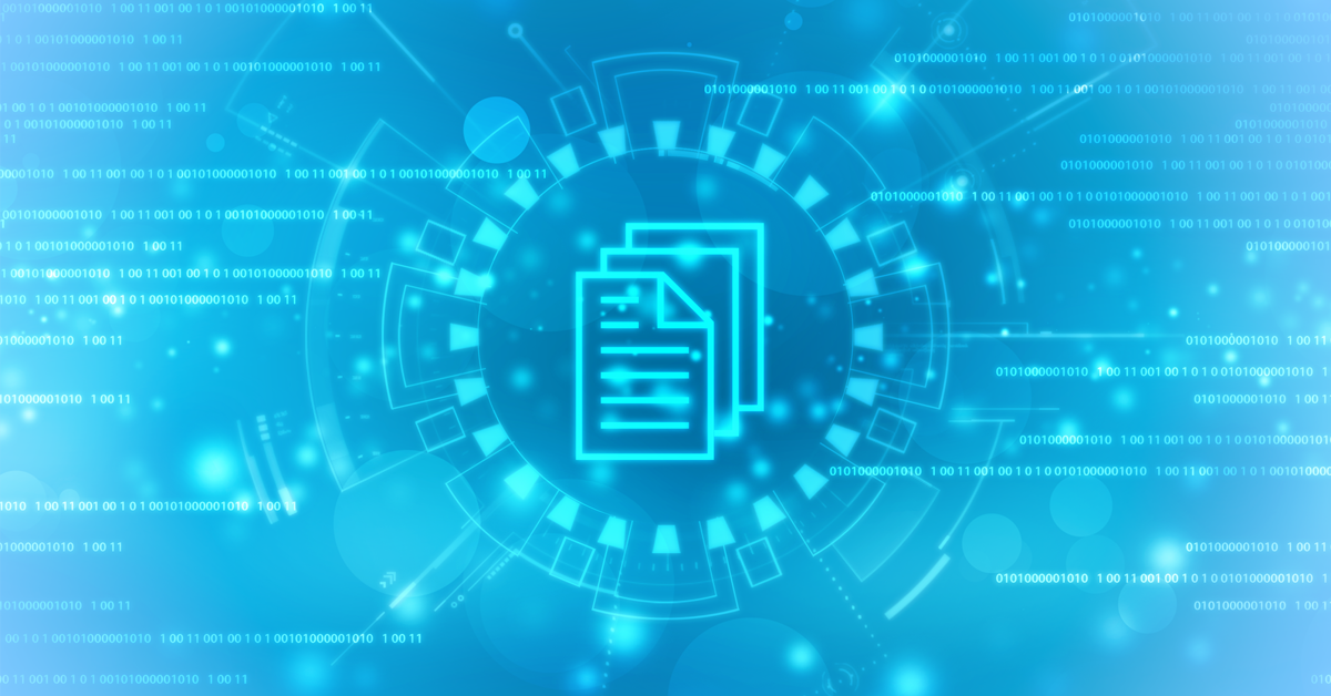 a portal with automation of digital documents