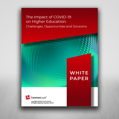 COVID-19 and Higher Education white paper